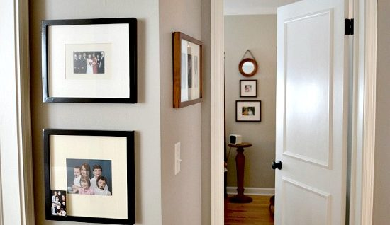 small hallway decorating ideas thumb