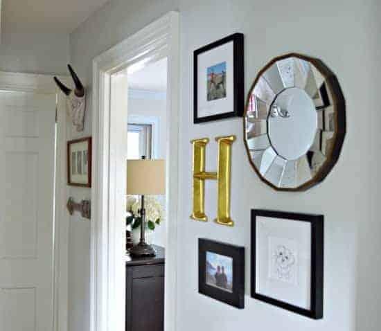 Small Hallway Redo