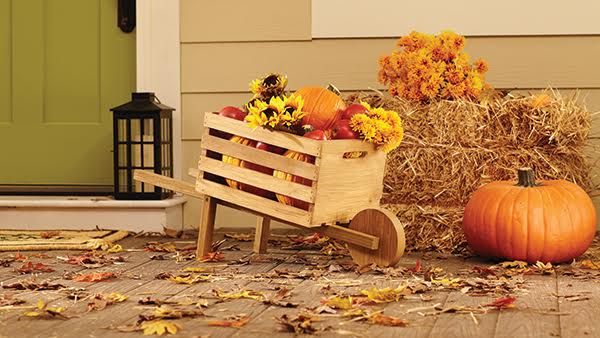 The Home Depot DIH Workshop - Rustic Wheelbarrow