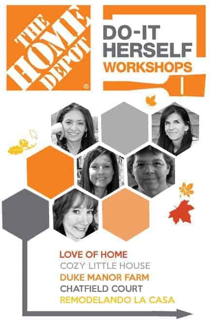 Fall DIH Workshops - The Team - RLC - The Home Depot