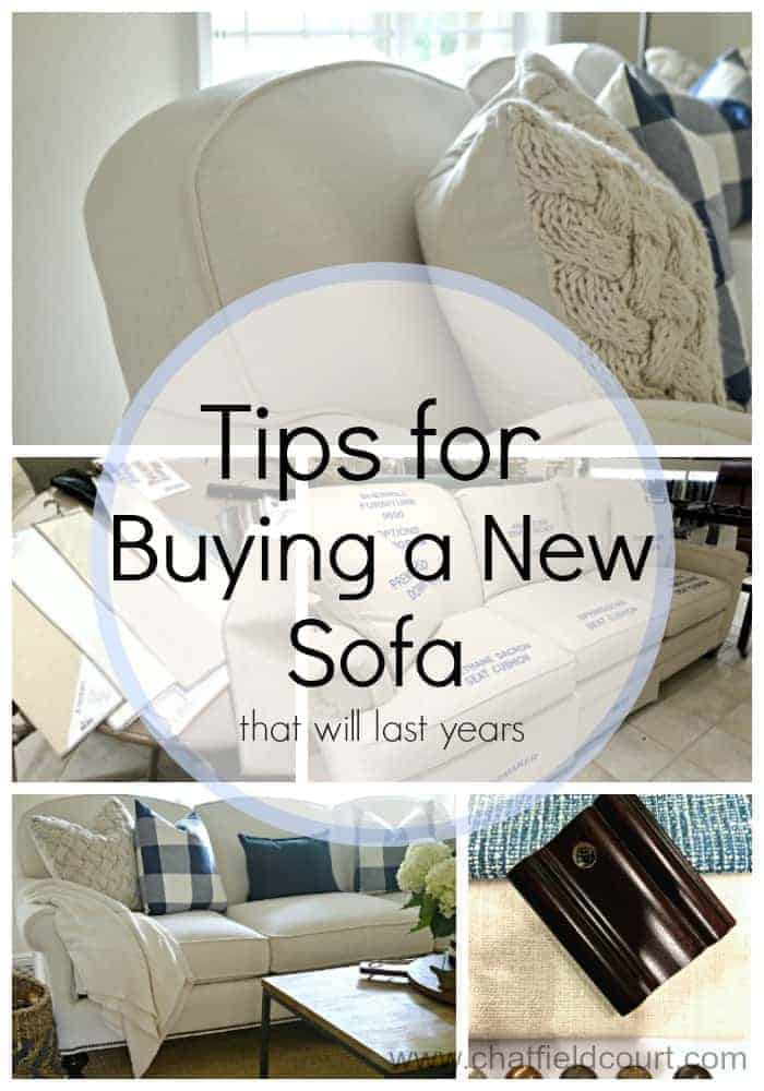 The best tips and tricks for buying a new sofa for your living room that will last years. chatfieldcourt.com