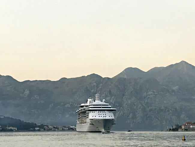 Our Mediterranean cruise on Royal Caribbean Brilliance of the Seas.