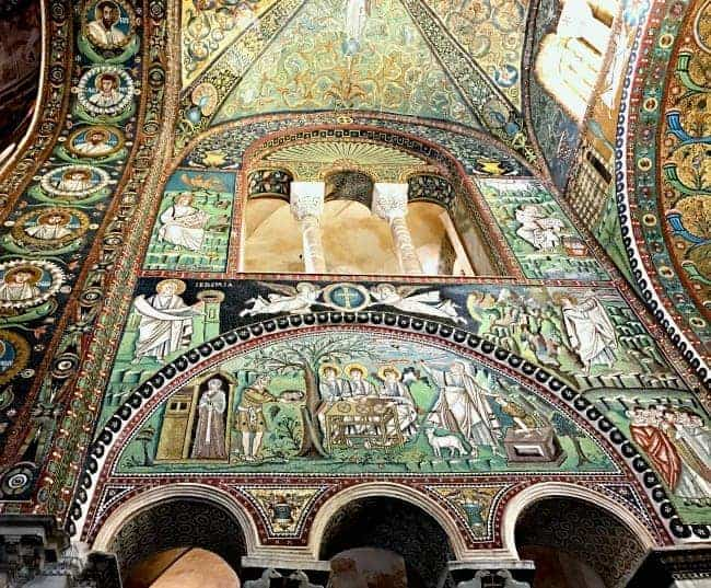 Visiting Ravenna, Italy on our 2 week Mediterranean cruise.