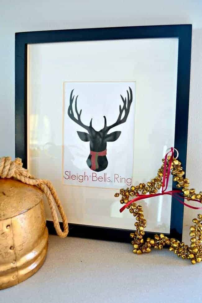 DIY | Projects | Printable | Crafts | Decorations | Deer | www.chatfieldcourt.com