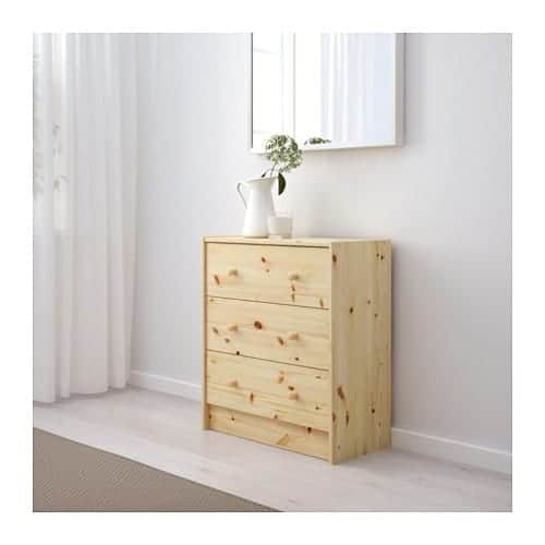 IKEA Rast-drawer-chest