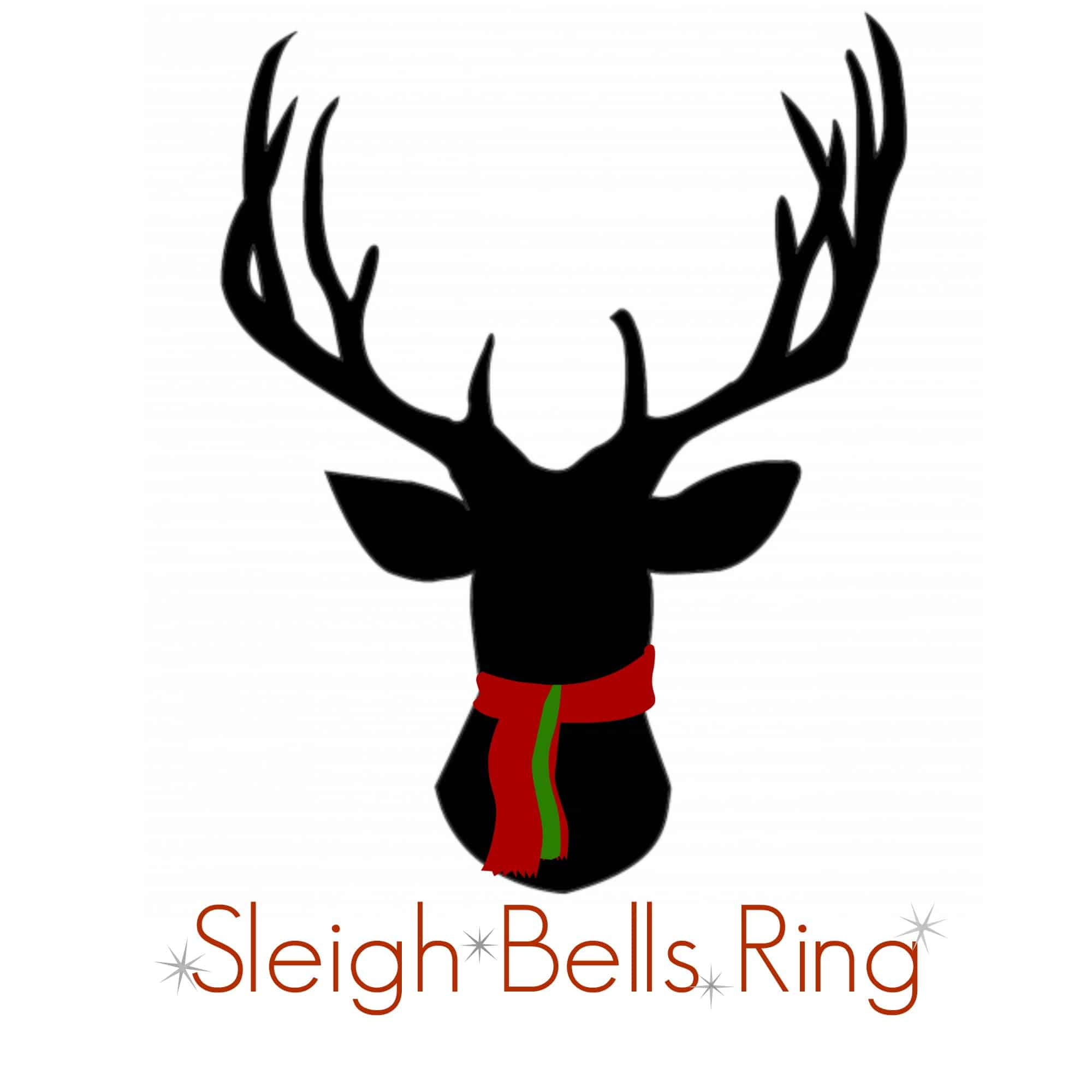 Sleigh Bells Ring Printable