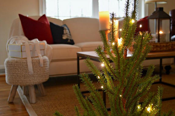 Christmas Around the Cottage