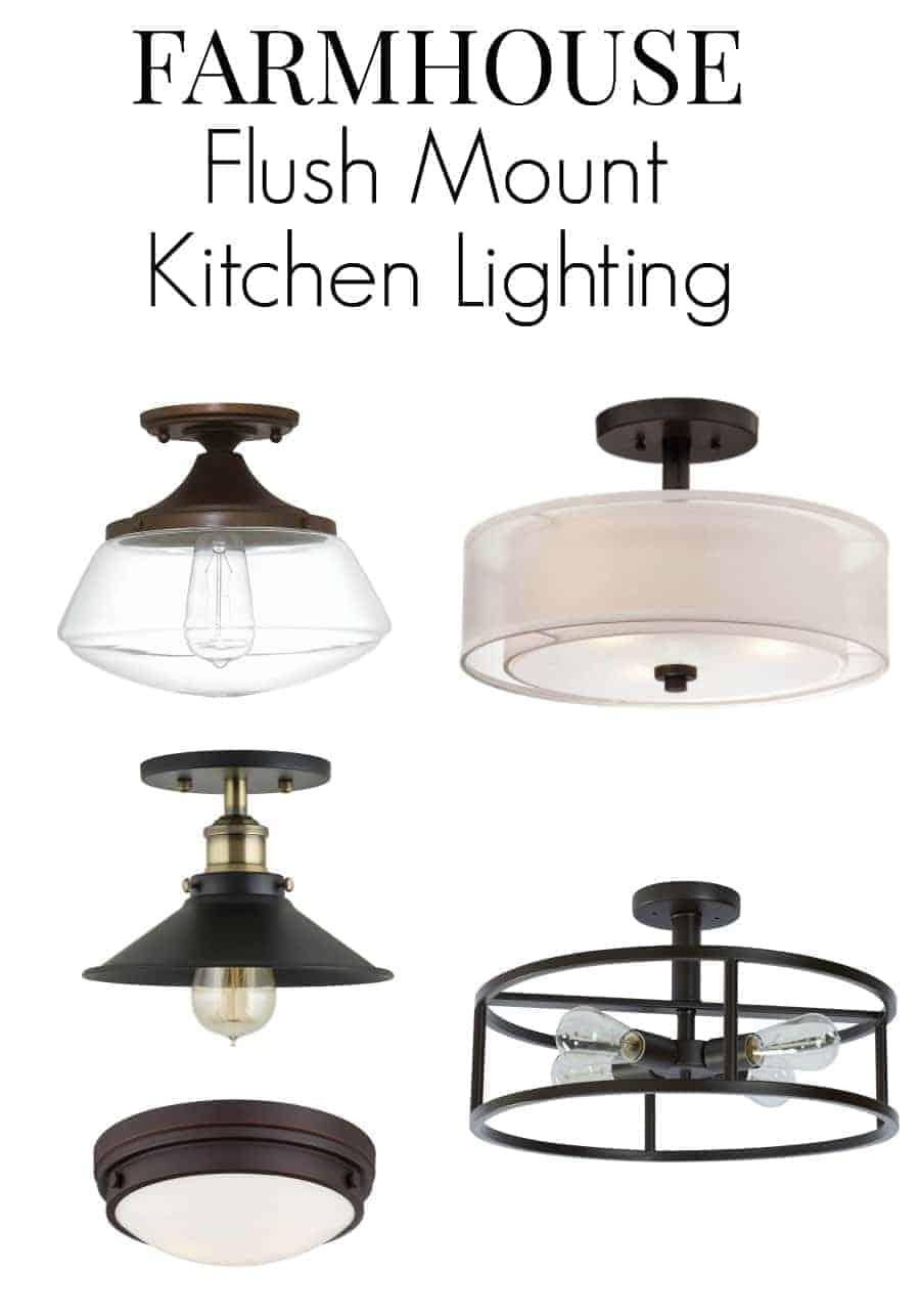 Farmhouse Kitchen Lighting Ideas Chatfield Court