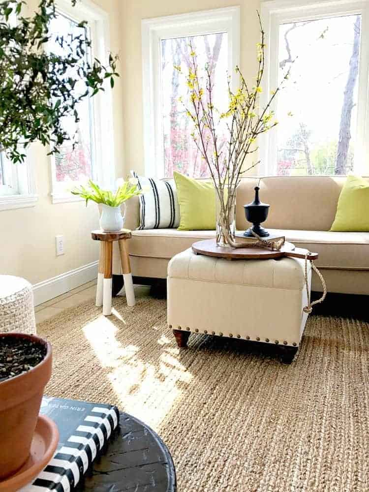 Are you ready for a different kind of spring home tour? Sure, spring is about pretty flowers around the house but it's also a time to give your floors a good cleaning. | Chatfield Court
