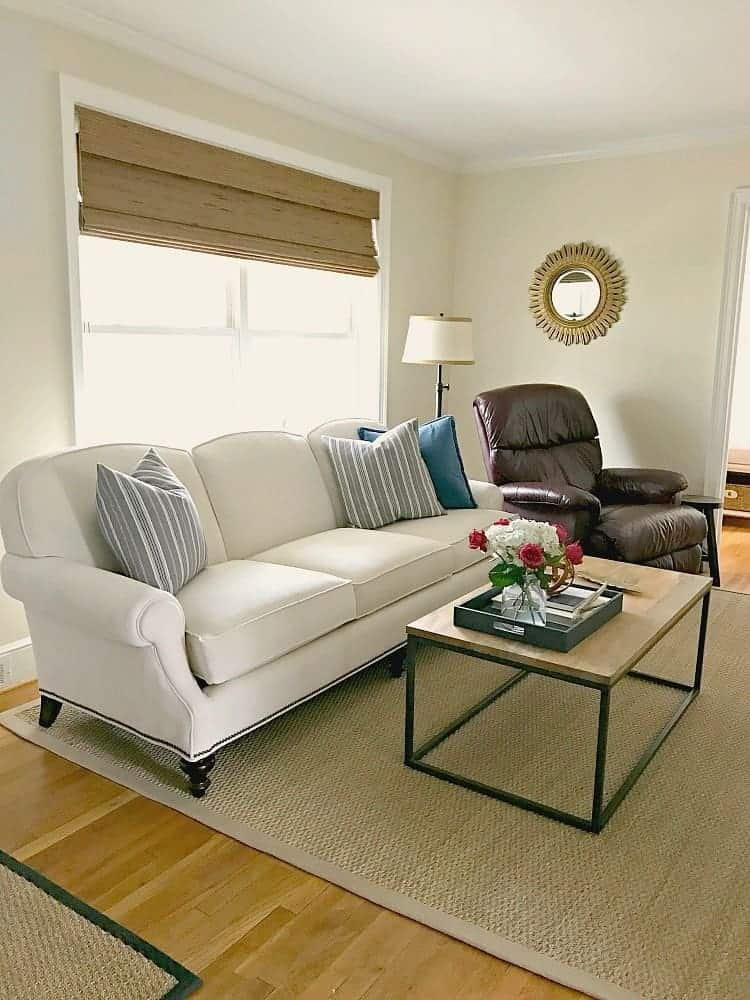 Living Room Curtain Ideas For Small Windows: Easy DIY Curtain Rods