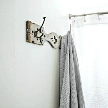 bathroom towel hooks