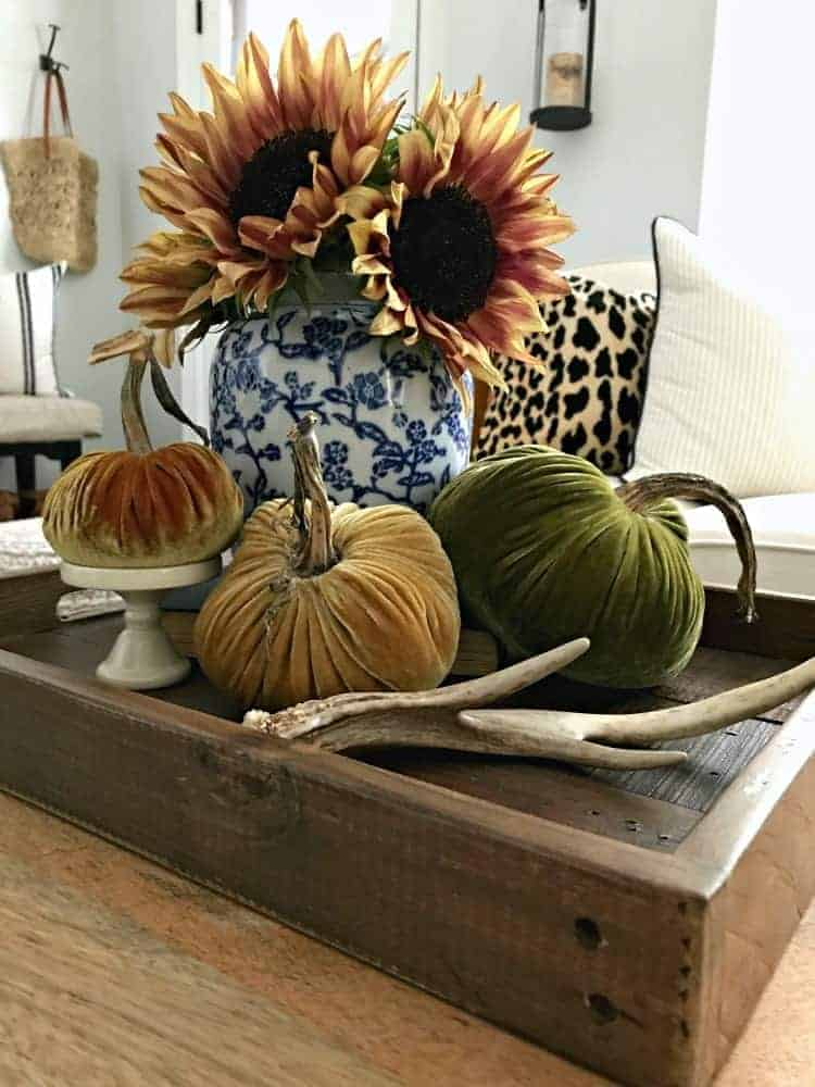 A gathering of 17 bloggers opening up their homes and sharing tons of fall inspiration and ideas over 4 days for the first ever Welcome Fall Home Tour.