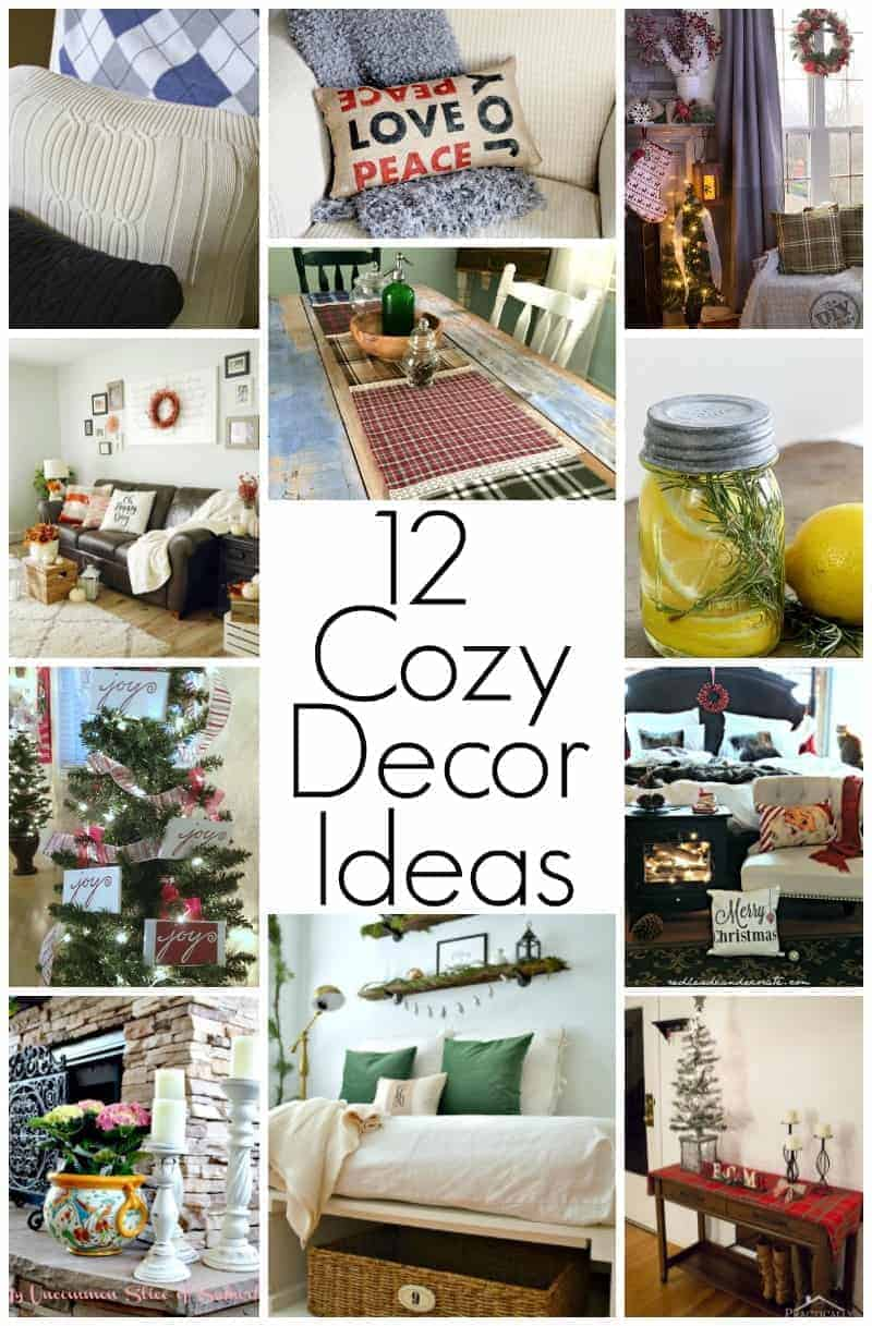12 awesome cozy decor ideas and inspiration for your home.