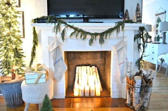Cottage Christmas Decor – The Rest of the Tour