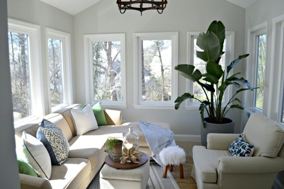 Cottage Style Spring Home Tour