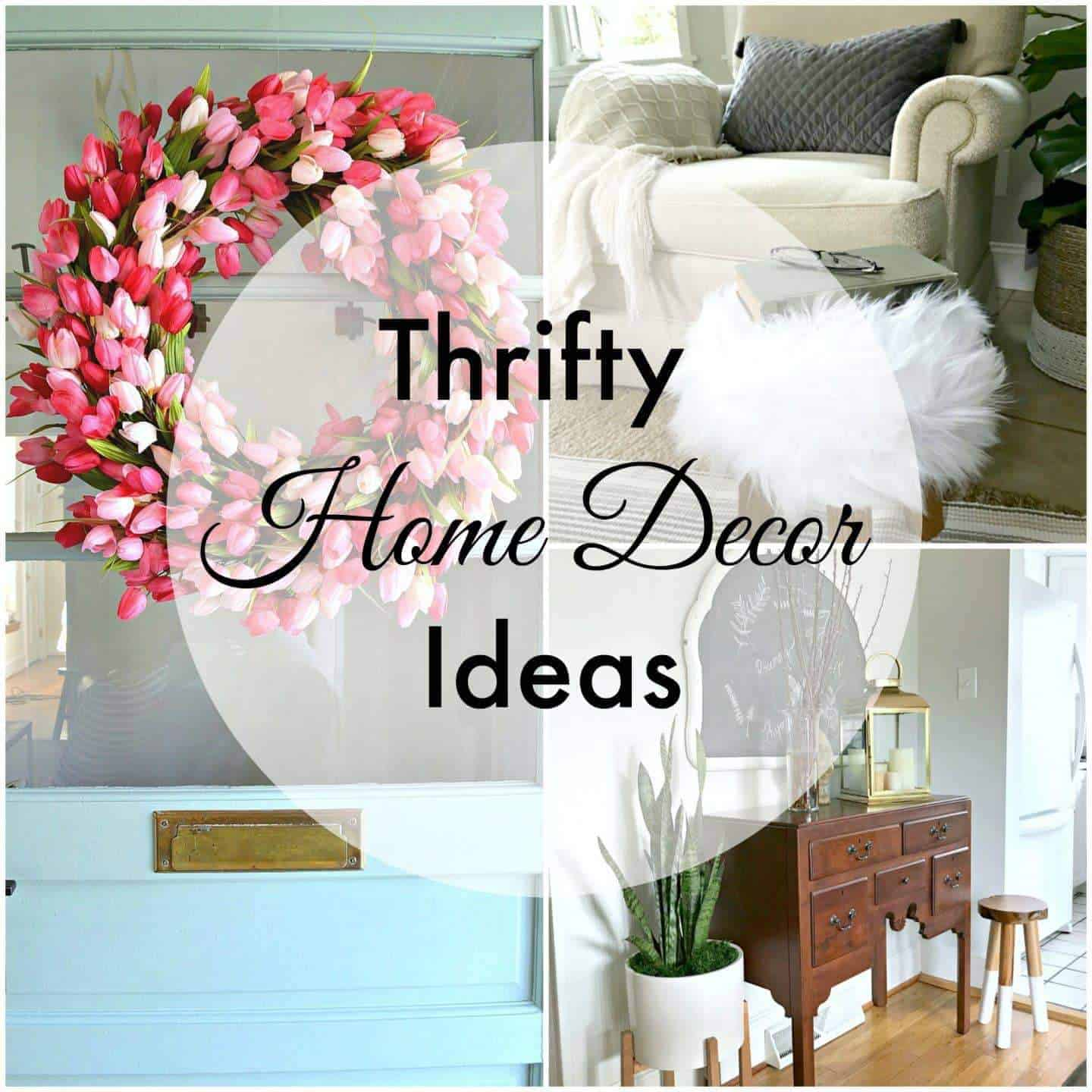 Our Top 5 Thrifty Decor Projects