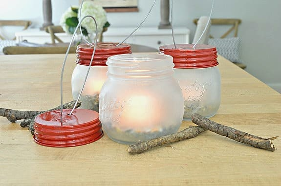 How to Make Mason Jar Lanterns and Celebrating My Fave Summer Destination