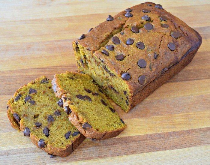Chocolate Chip Pumpkin Bread Recipe: Delicious Breakfast or Simple Dessert