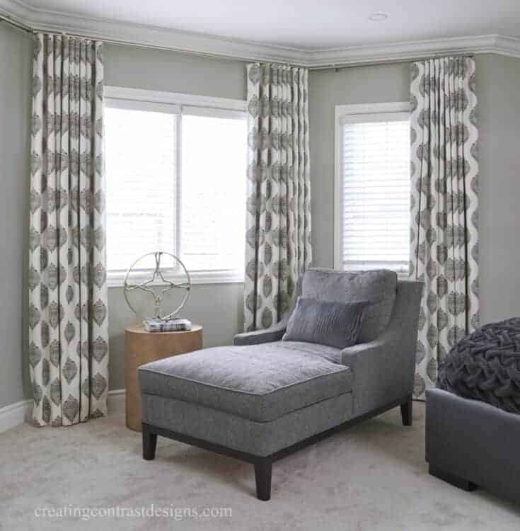 Revere Pewter Transformed This Master Bedroom! – Claire Jefford