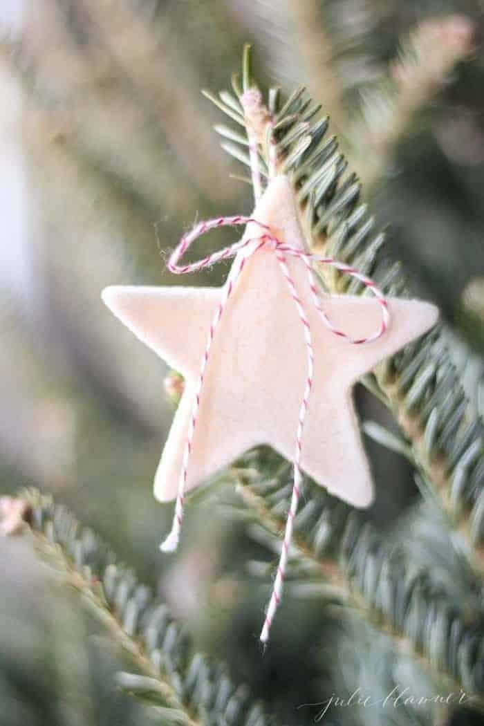Salt Dough Ornaments with Video!